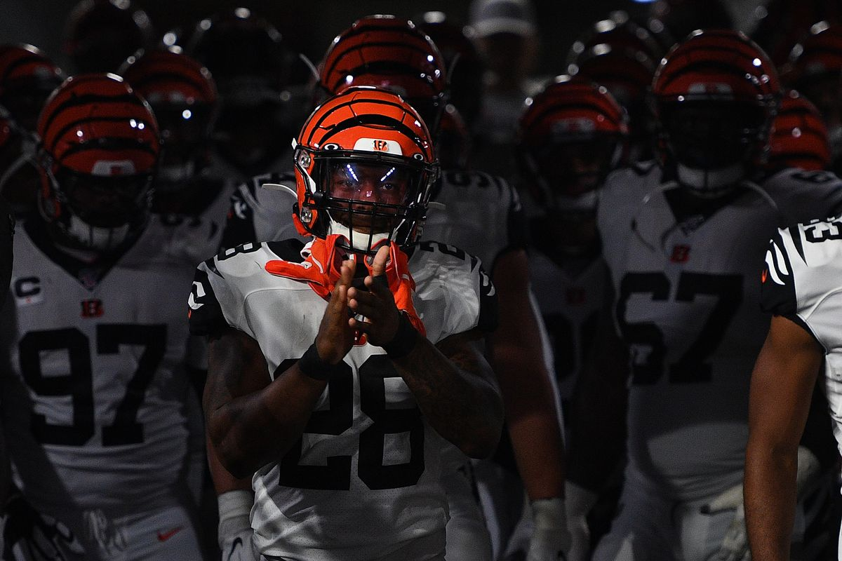 Joe Mixon starting to find his groove