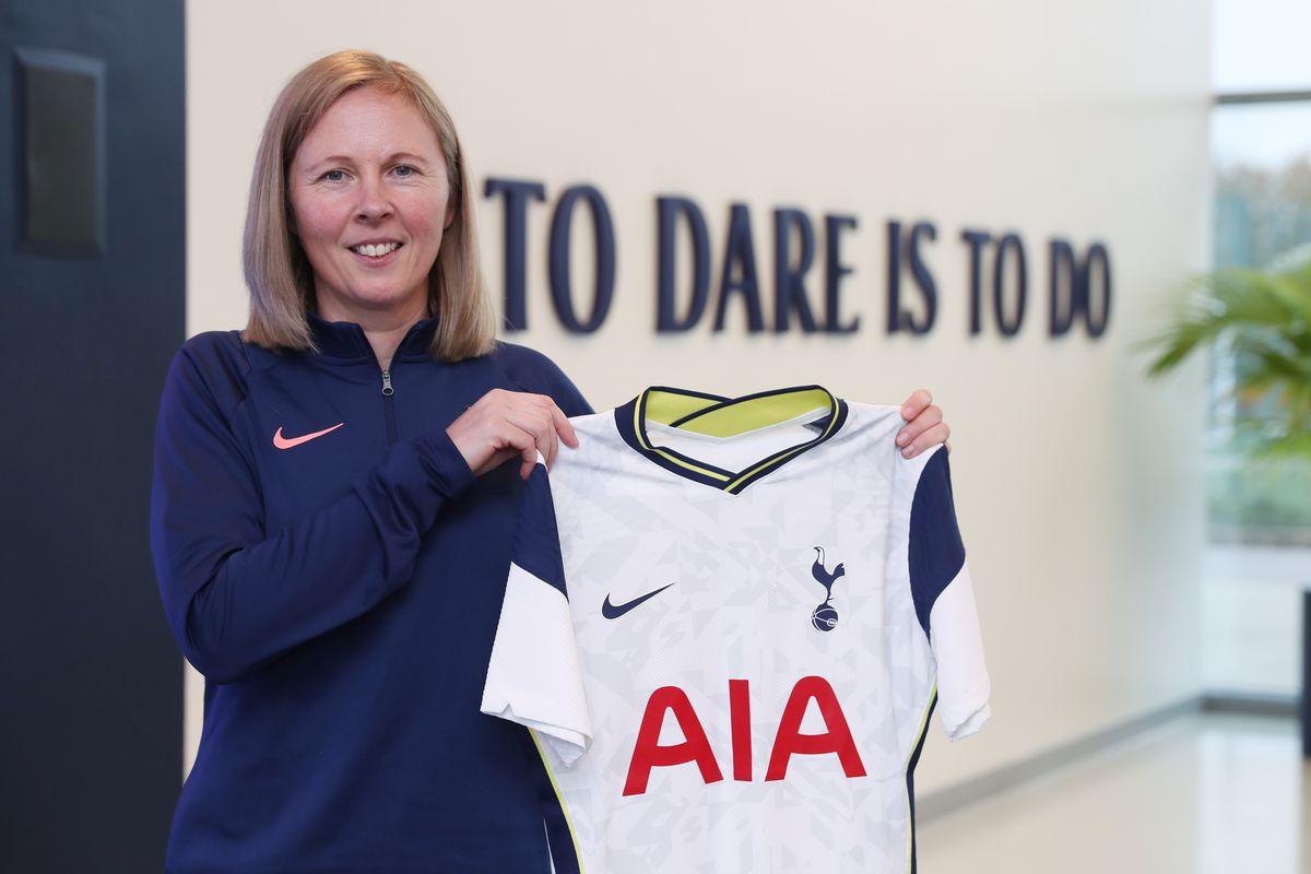 Tottenham Hotspur Women Unveil Rehanne Skinner As New Head Coach