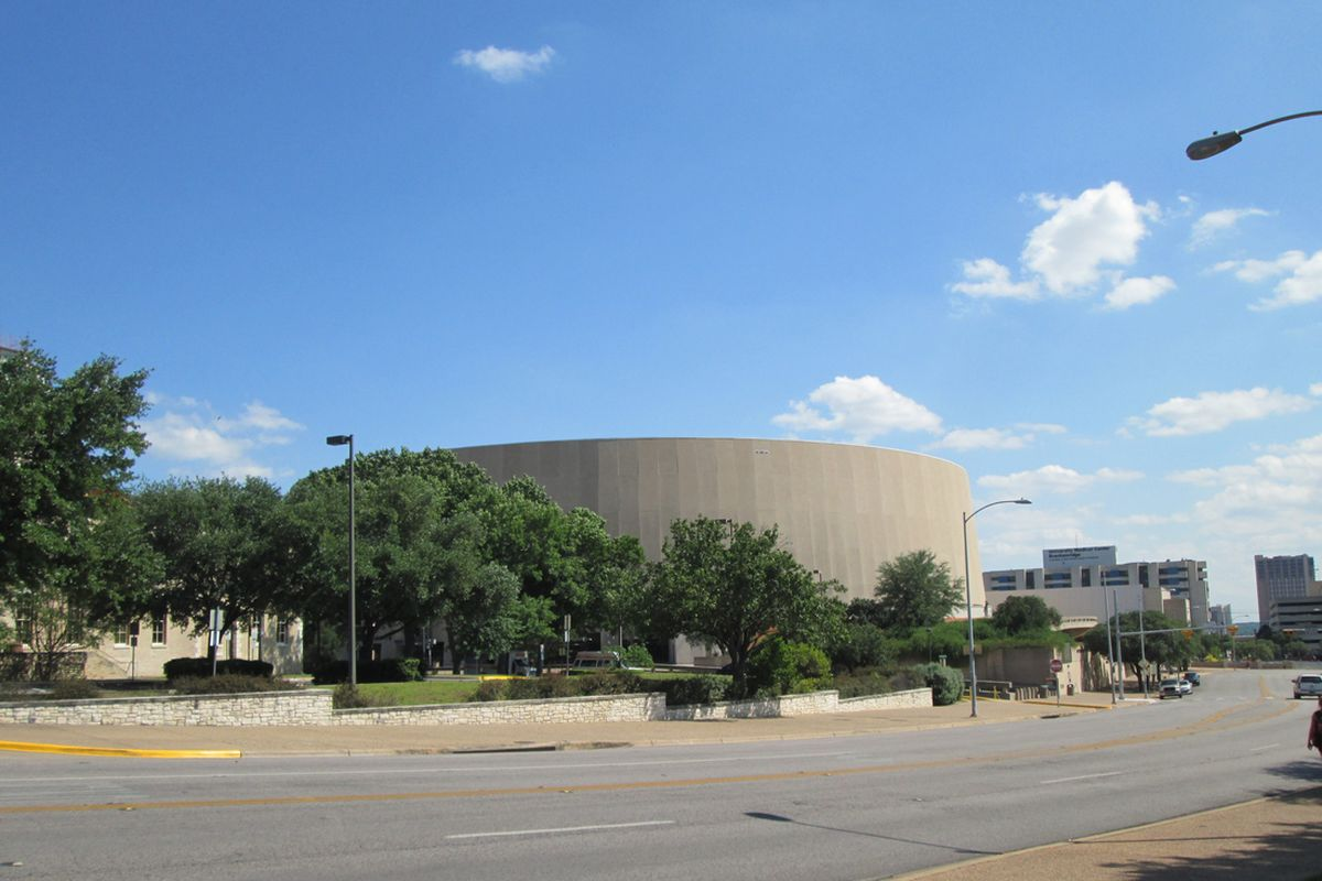 The Erwin Center