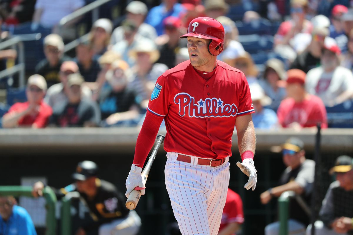 lowest price 189fa 32aa7 The best news you'll hear today: The Phillies Spring ...