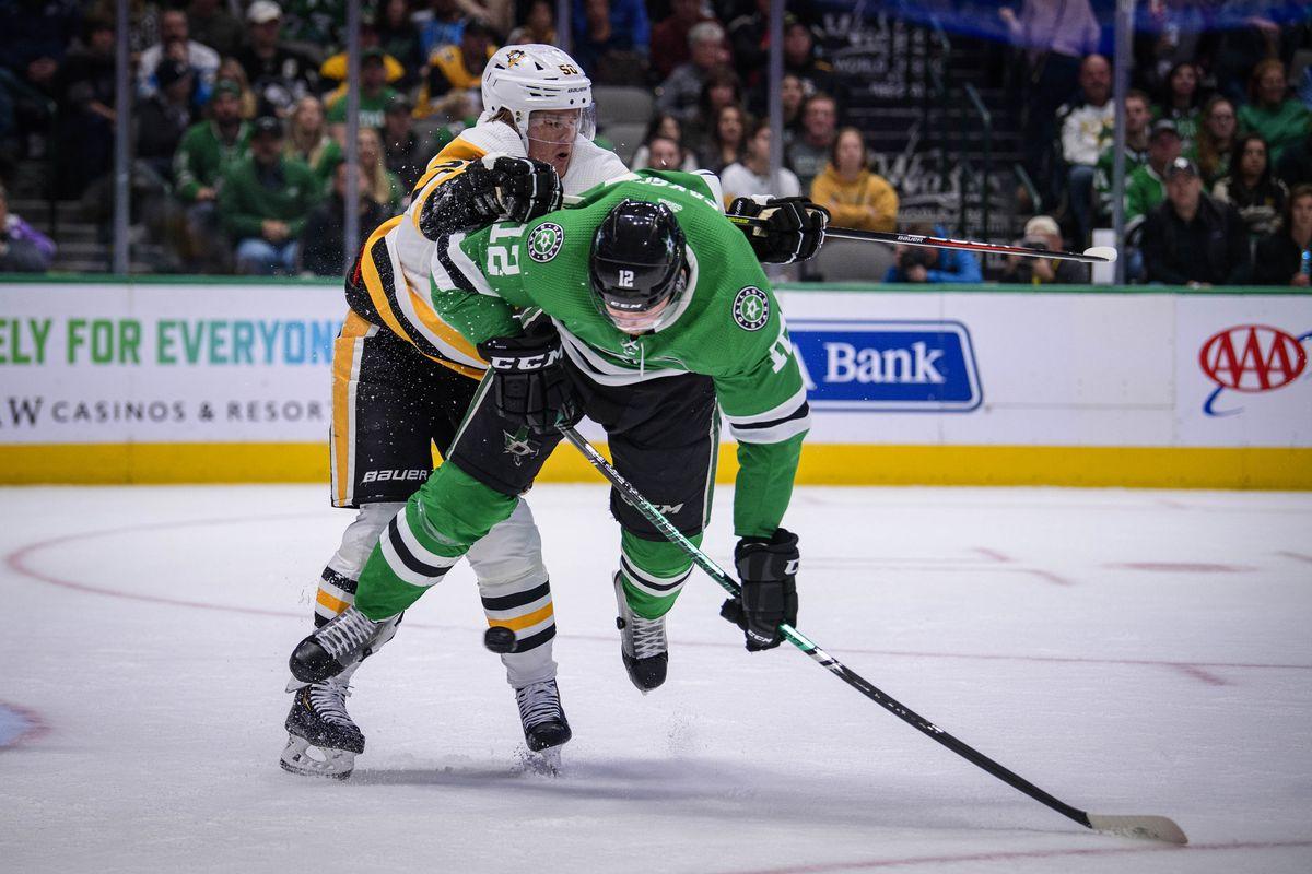 NHL: Pittsburgh Penguins at Dallas Stars