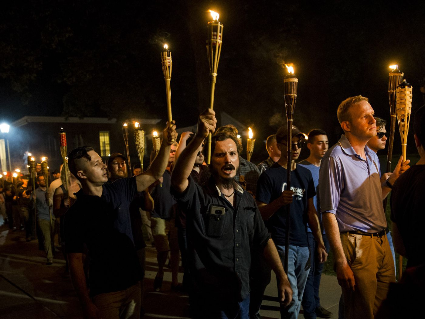 This weekend's Charlottesville rally represents an alliance between