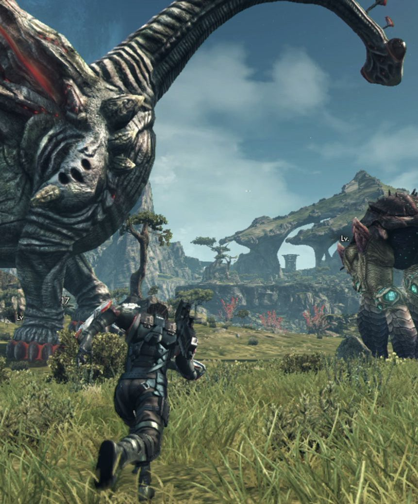 Xenoblade Chronicles X review c