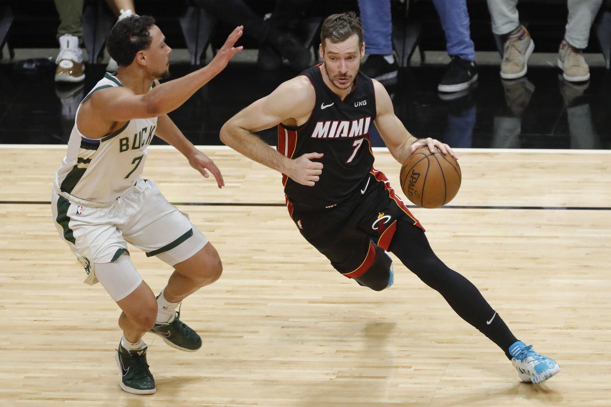 NBA: Playoffs-Milwaukee Bucks at Miami Heat