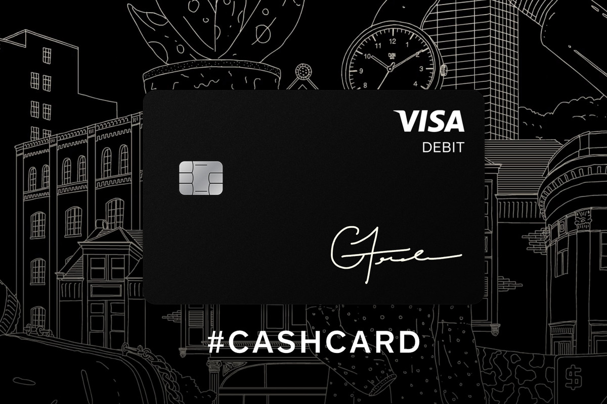 heres how to order squares new prepaid card - Custom Visa Debit Card