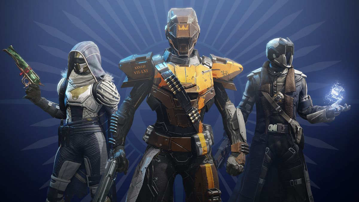 Destiny 2 Eververse armor