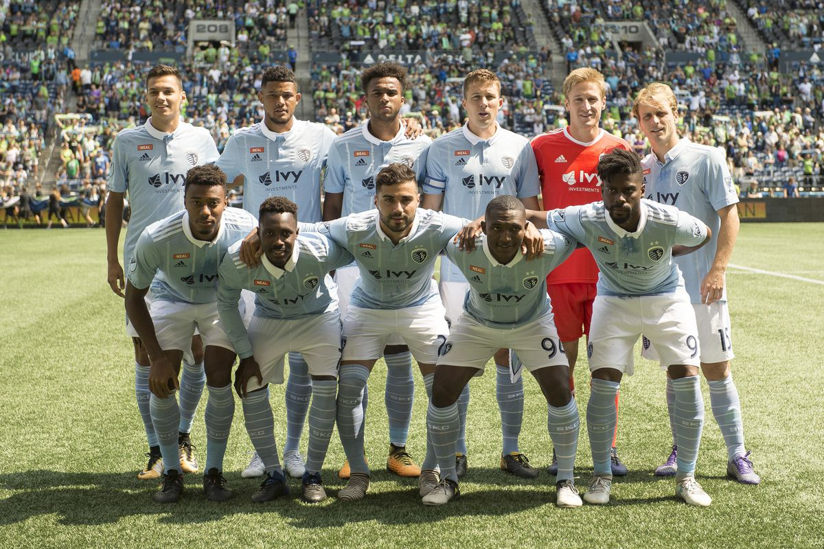 MLS: Sporting KC at Seattle Sounders FC