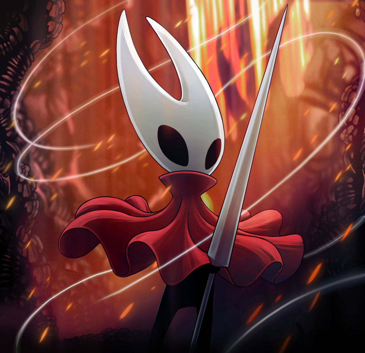 Hollow Knight: Silksong Hornet