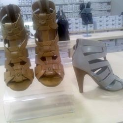 More cuteness at Nine West: these were $79.99, and buy one get one half price