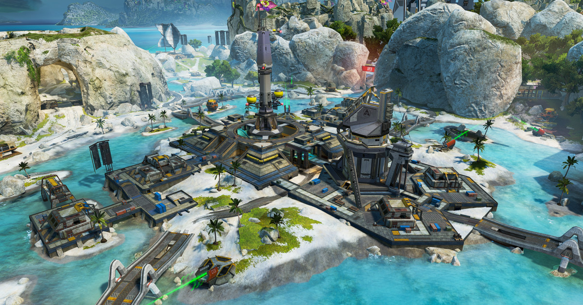 Apex Legends' new map Storm Point brings a lot of trouble to paradise