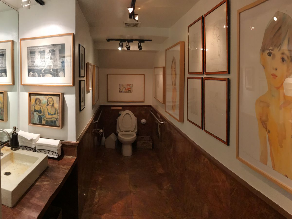 10 La Restaurant Bathrooms That You Will Want To Instagram Eater La