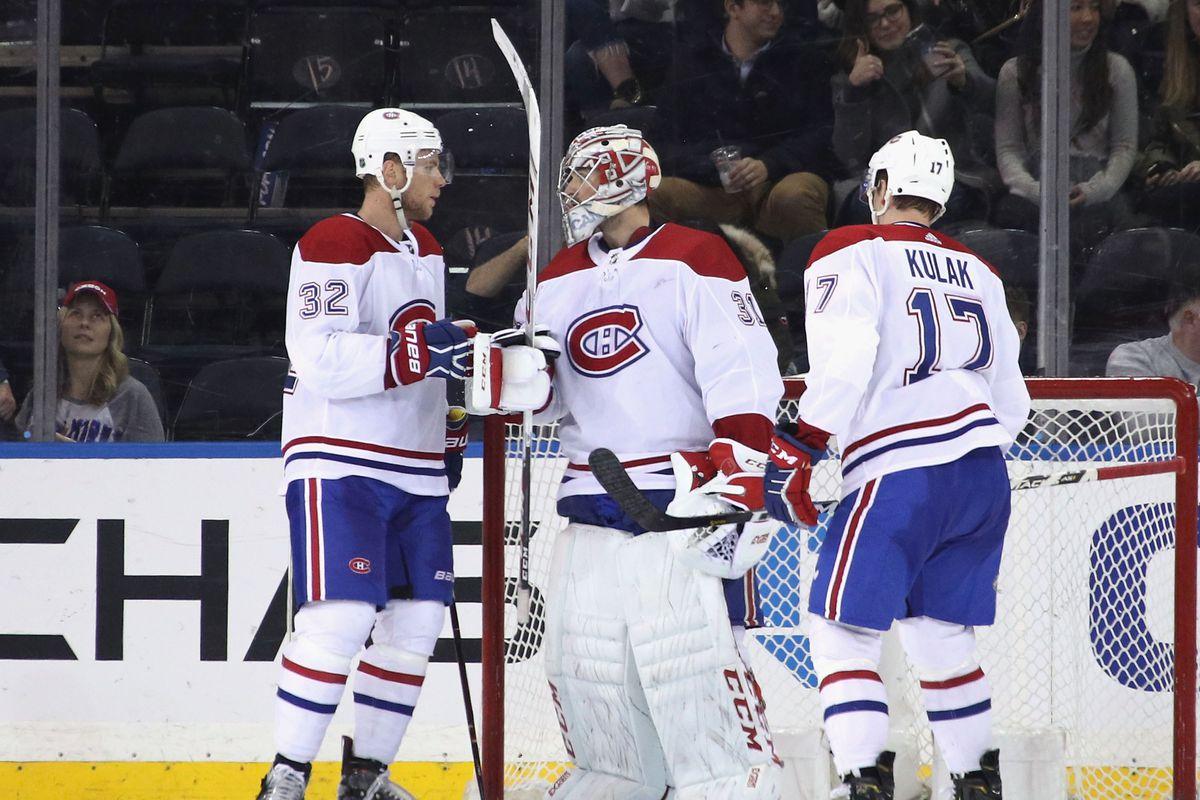 online retailer 07398 ec64d Montreal Canadiens Training Camp Battles 2019: The last line ...