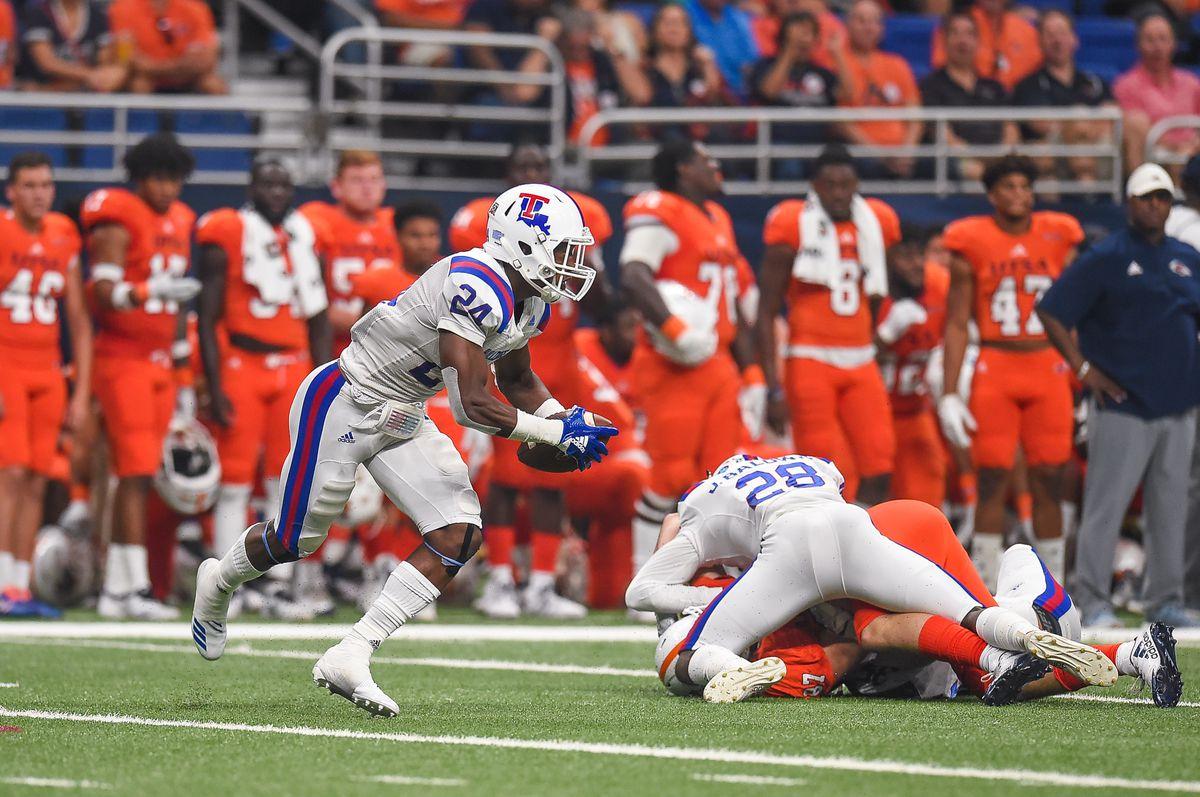 COLLEGE FOOTBALL: OCT 13 Louisiana Tech at UTSA