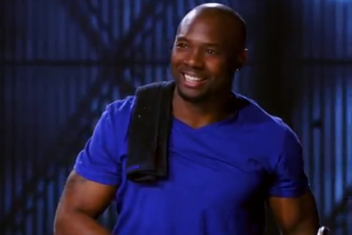 """Eddie Jackson during the """"Auditions"""" episode of Master Chef."""