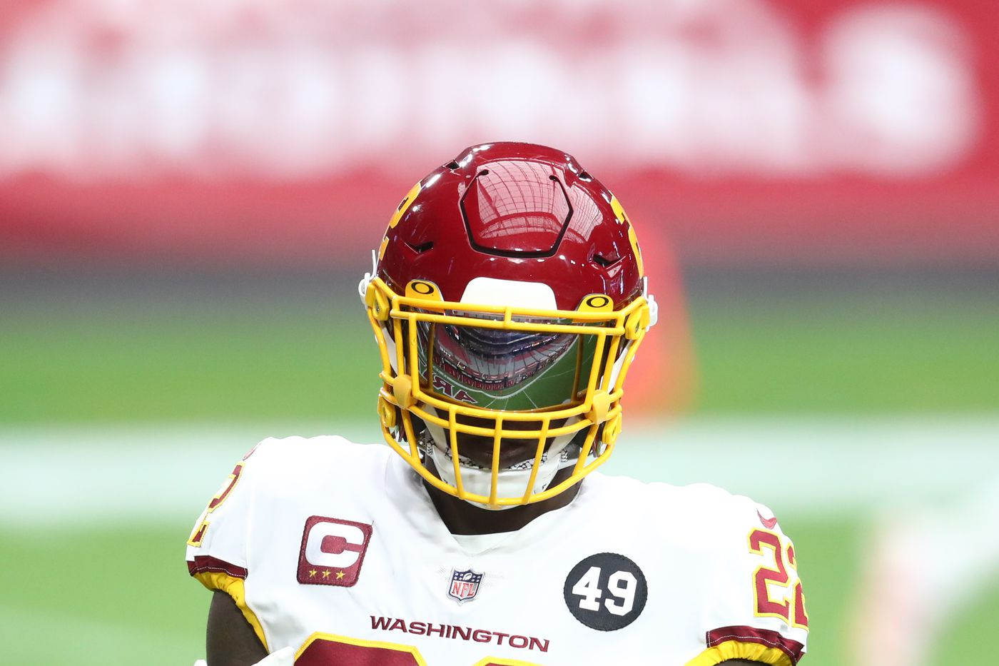 Washington Roster Moves: Deshazor Everett to IR, RB Lamar Miller ...