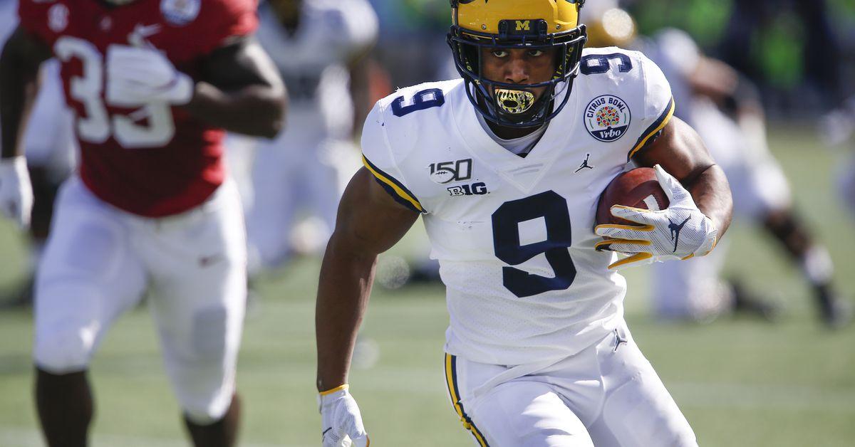 Washington Redskins 2020 Draft Profiles: Donovan Peoples-Jones, WR, Michigan