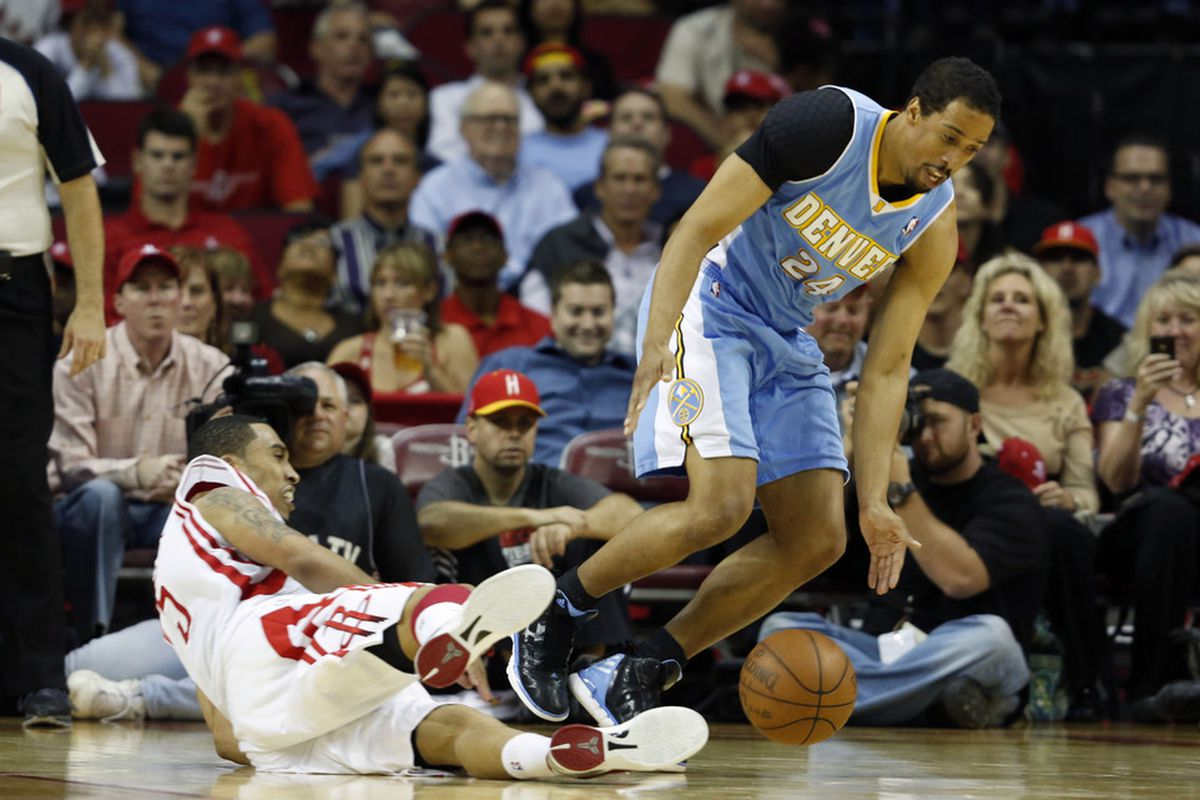 Andre Miller isn't a fan favorite, but he delivered another W for Denver on Monday night.
