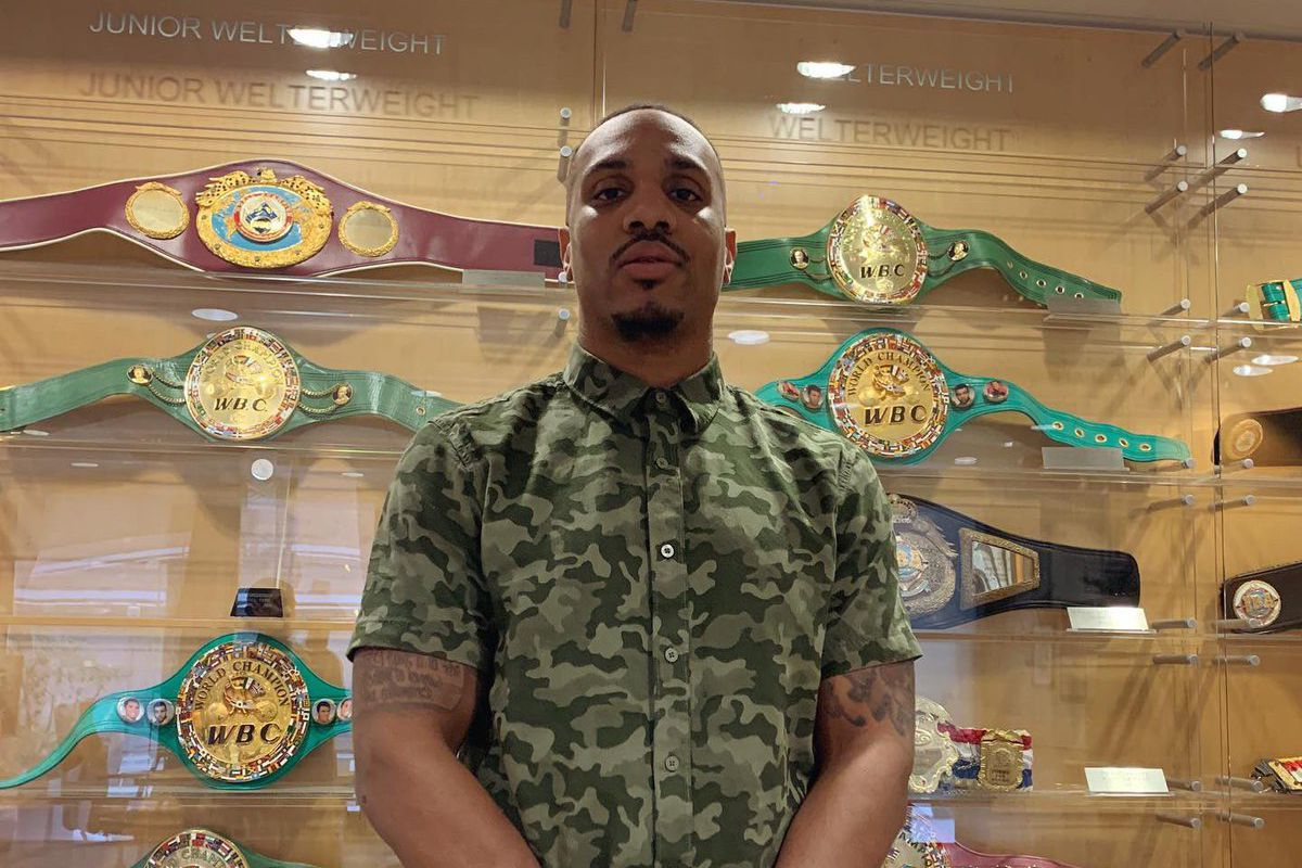 Christopher Pearson signs deal with Golden Boy