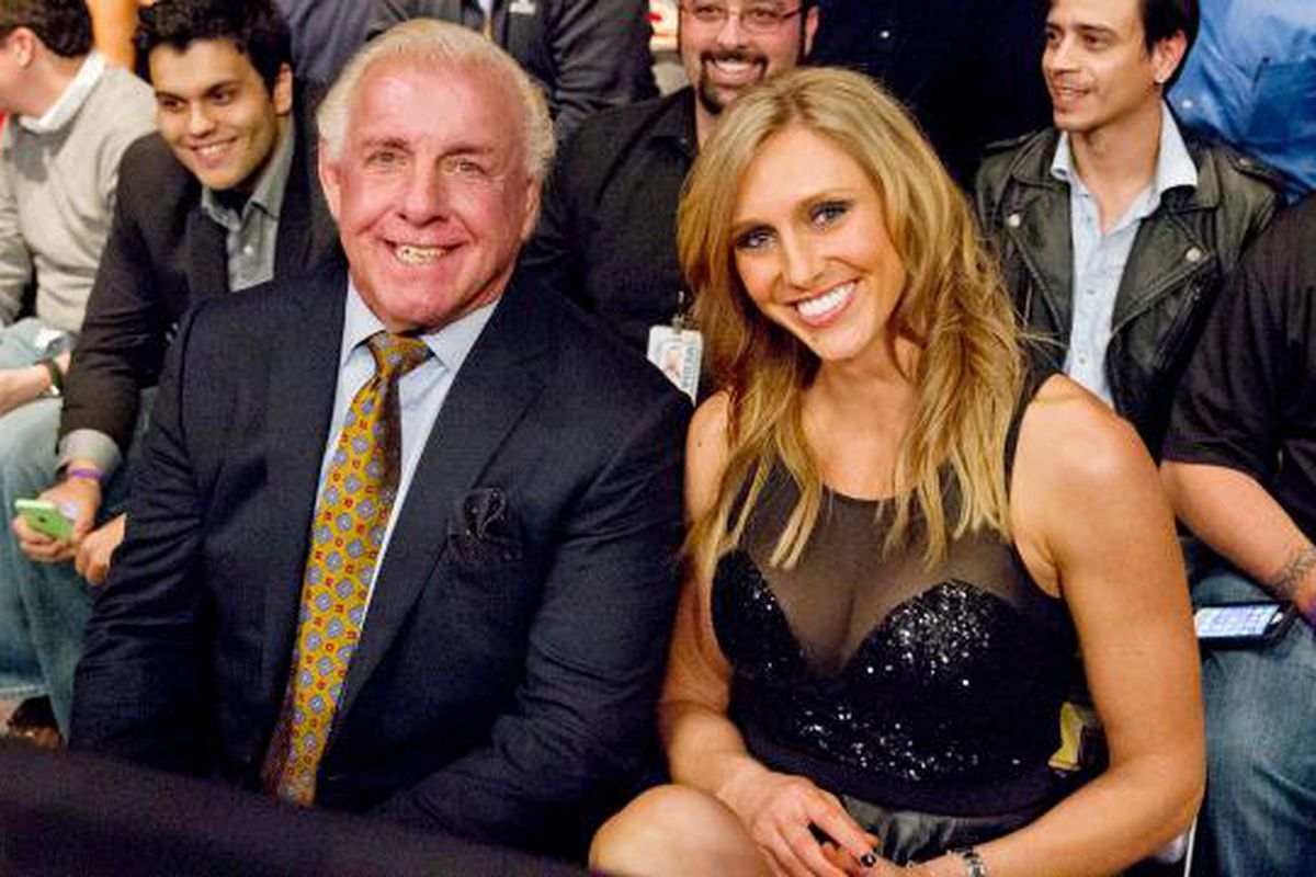 Ric Flair Says His Daughter Charlotte Will Be The Best