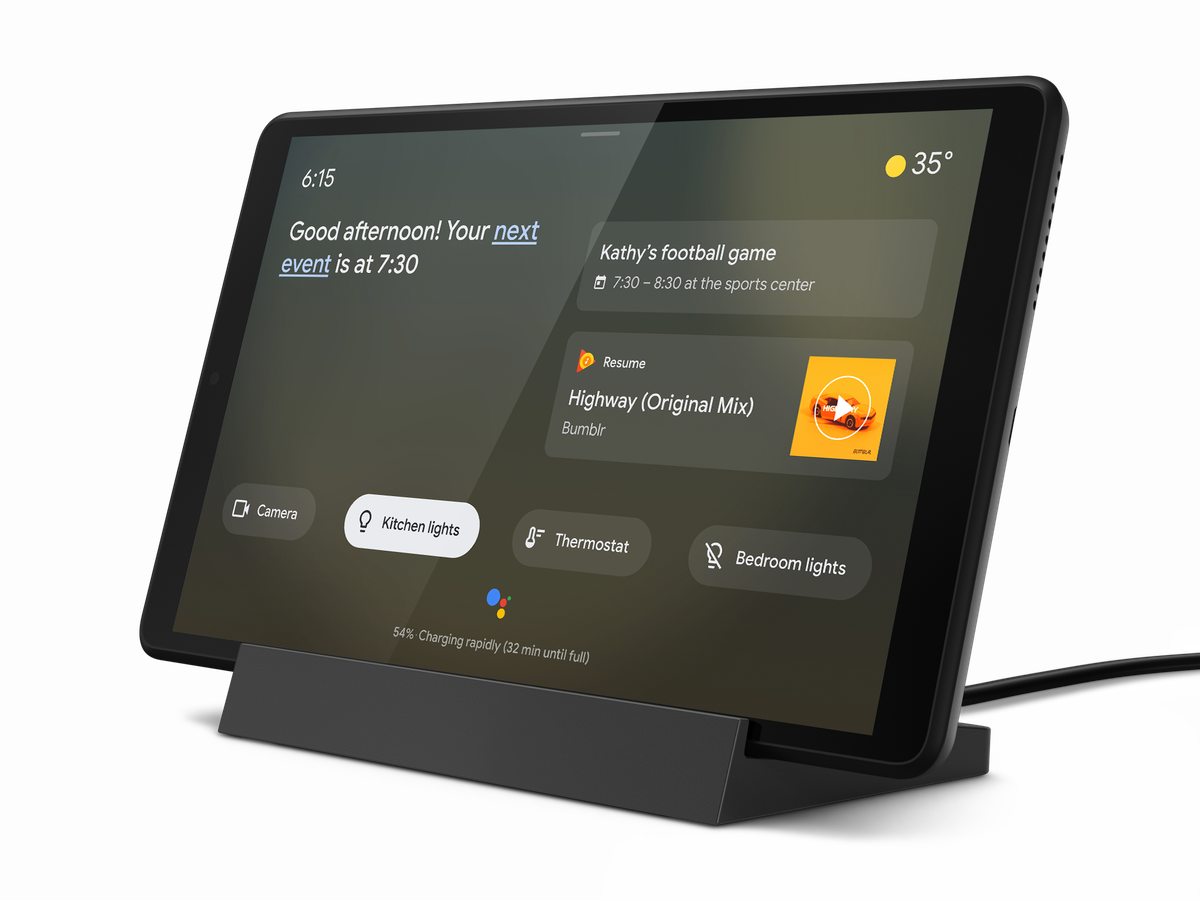 Lenovo embraces Google Assistant with new Smart Display 7
