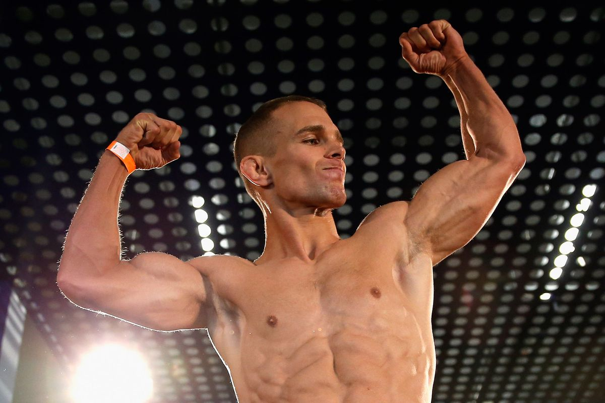 UFC Fight Night Berlin  The judo