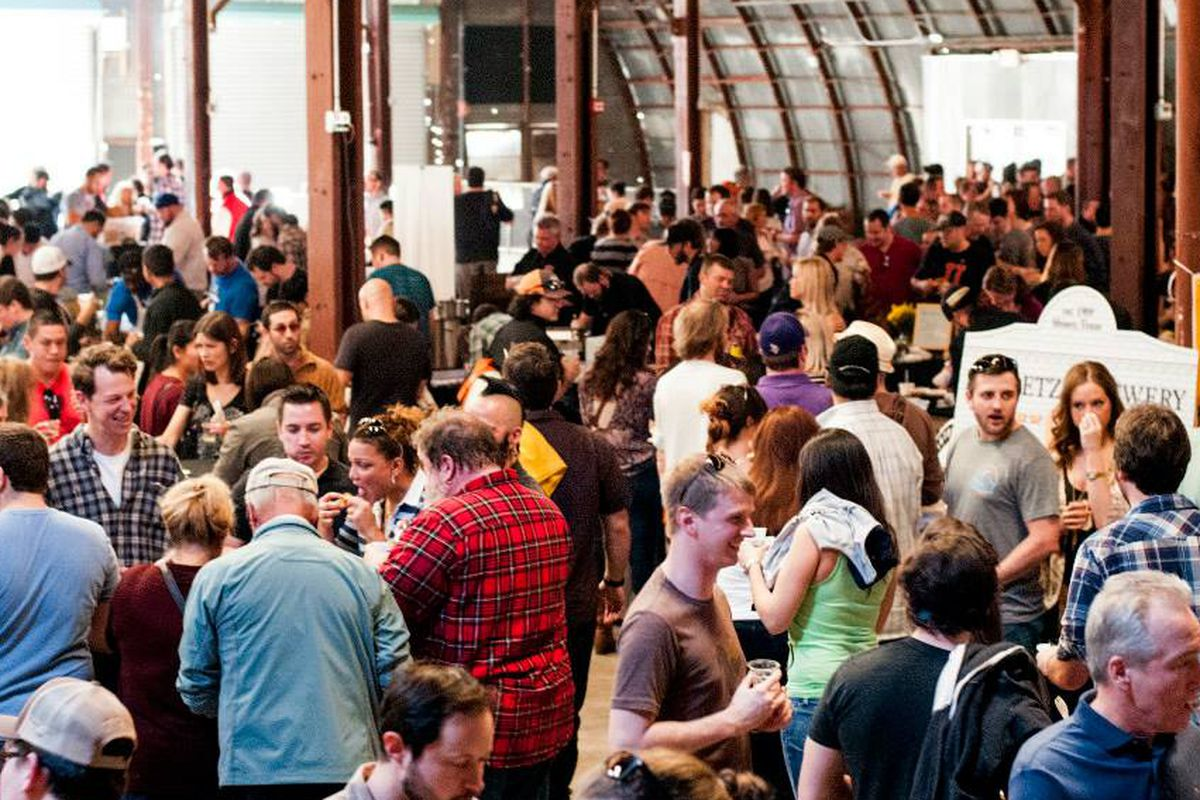 Austin Bacon and Beer Festival in 2015