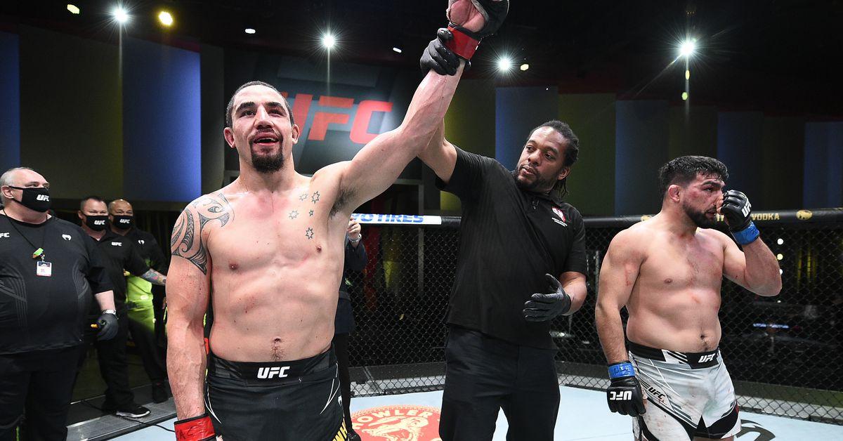 UFC Vegas 24 results: Biggest winners, loser for 'Whittaker vs Gastelum' last night - MMA Mania