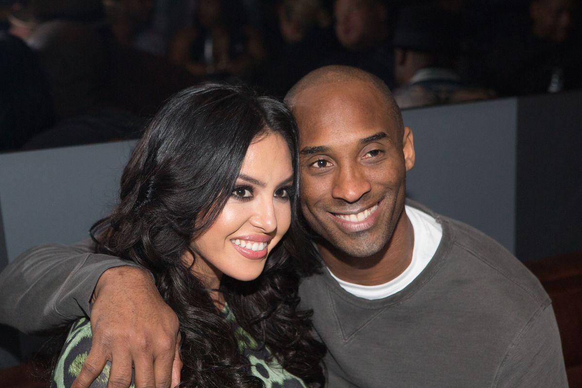 Vanessa, Kobe Bryant