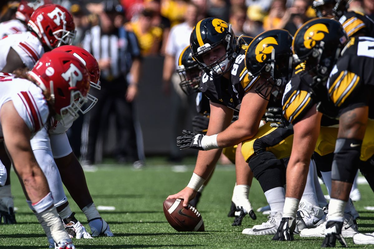 NCAA Football: Rutgers at Iowa