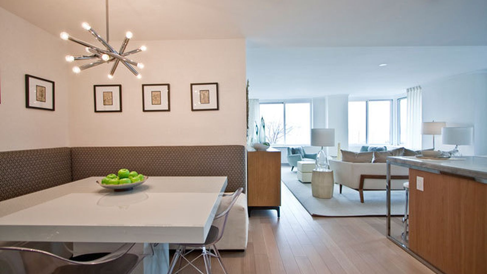 First look inside battery park city 39 s new super sized for 22 river terrace condo conversion