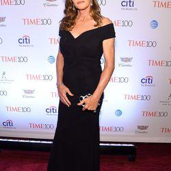 Caitlyn Jenner wears Chiara Boni.