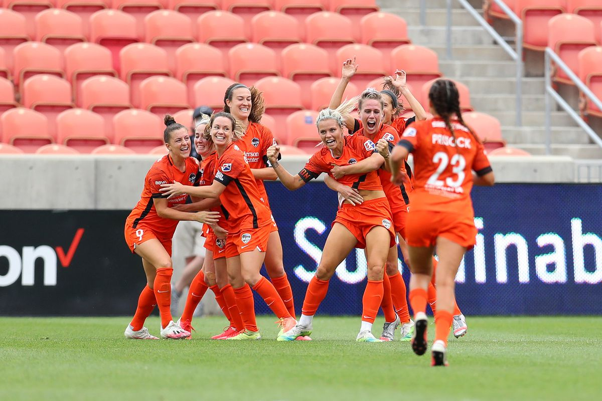 2020 NWSL Challenge Cup - Semifinal - Houston Dash v Portland Thorns FC