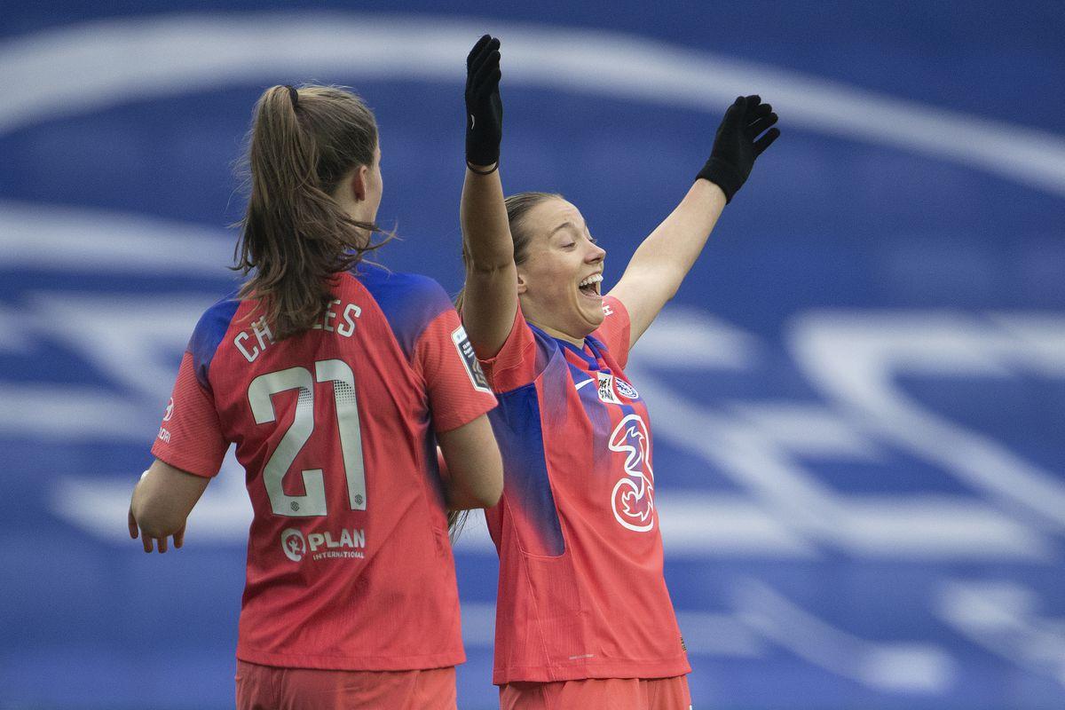 Reading Women v Chelsea Women - Barclays FA Women's Super League