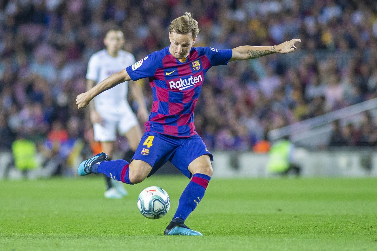 AC Milan Join The Race For Frustrated Barcelona Midfielder In January Showdown