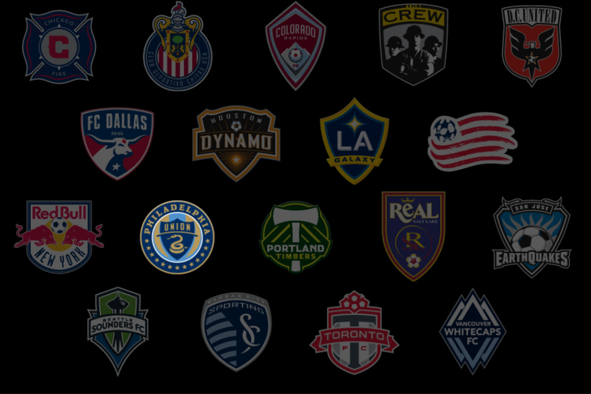 Screen shot of the 2011 iPad MLS MatchDay app (Courtesy of KChristine).