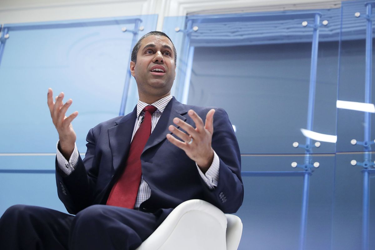 Republican FCC Chairman Ajit Pai Reconfirmed By Senate For 5-Year Term