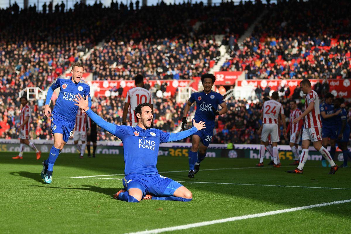 Stoke City v Leicester City - Premier League