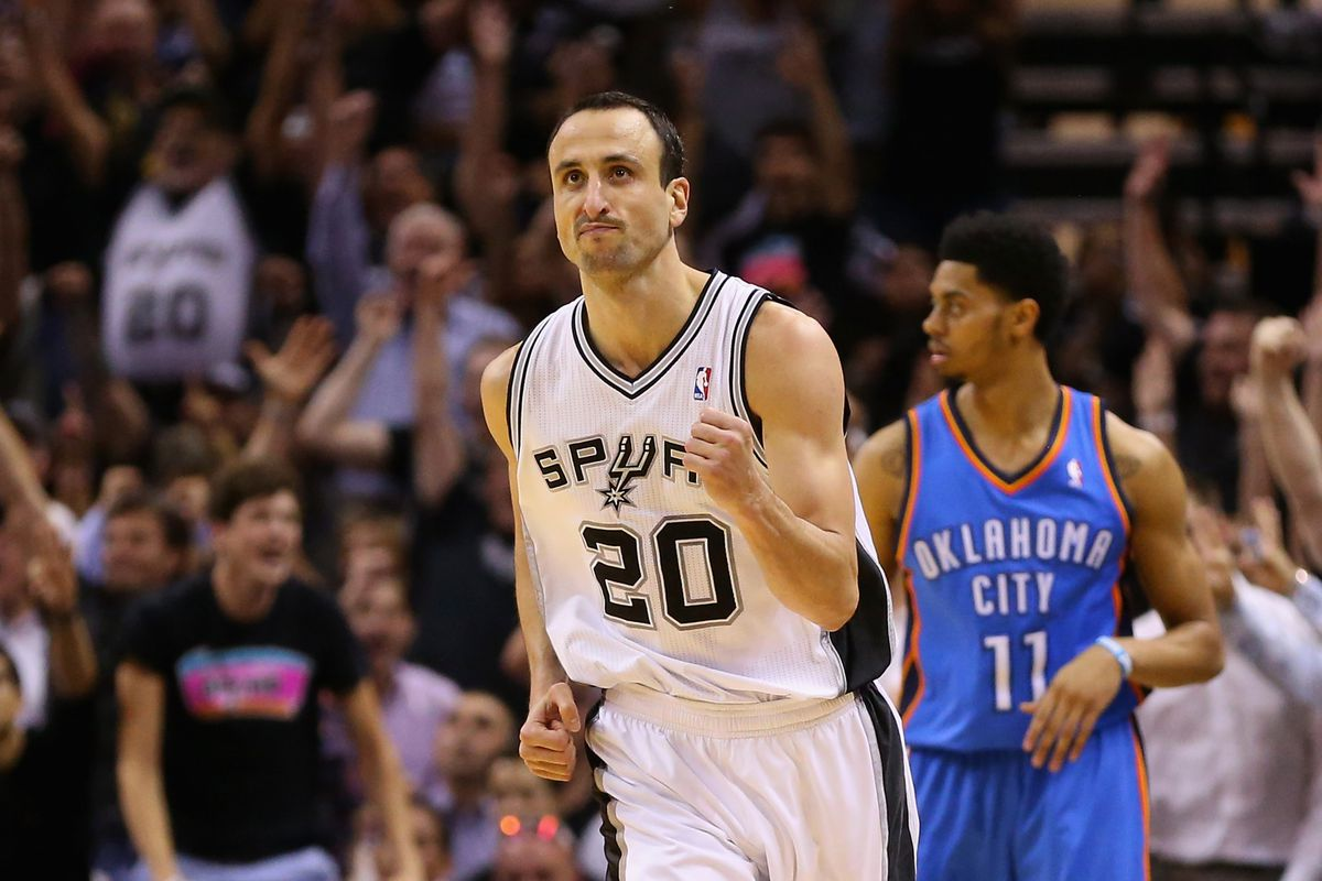 8d37c84e726 GIF Breakdown  Oklahoma City Thunder at San Antonio Spurs - Western  Conference Finals Game 5