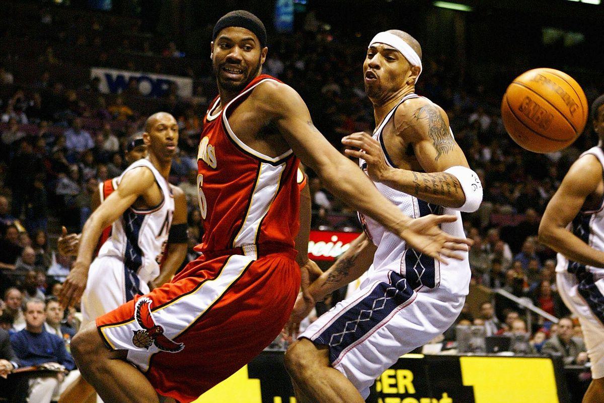 Hawks v Nets