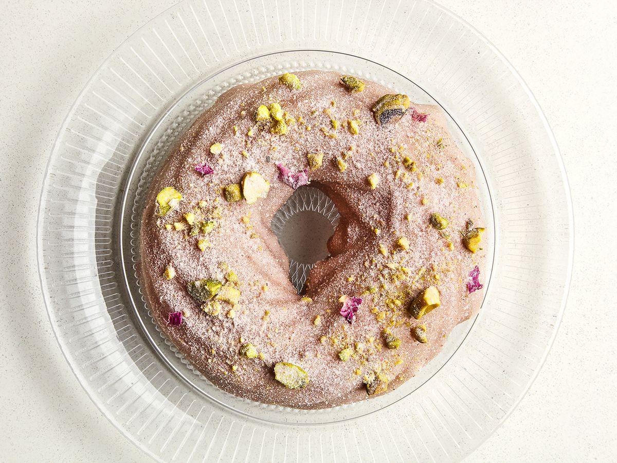 cruller doughnut