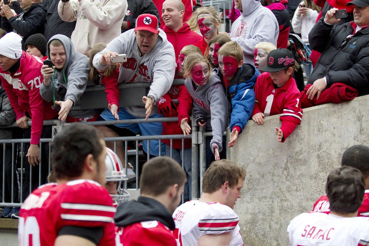 Another Spring Game come and gone.
