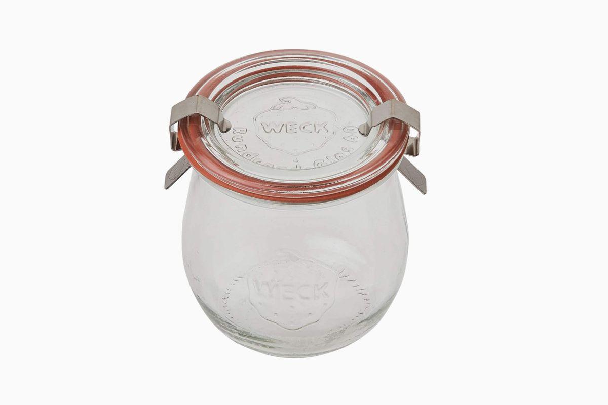 A weck jar