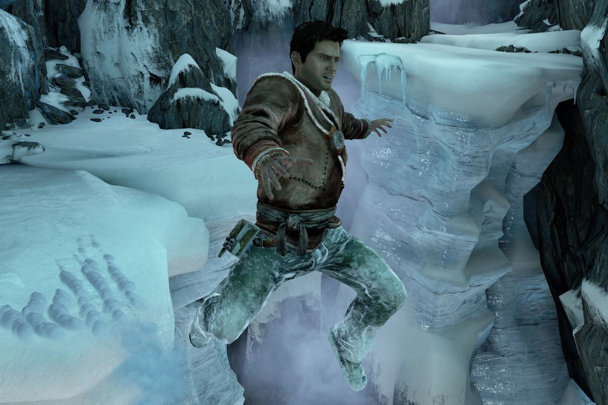 Uncharted 2: Among Thieves 'Mountaineering' treasure locations