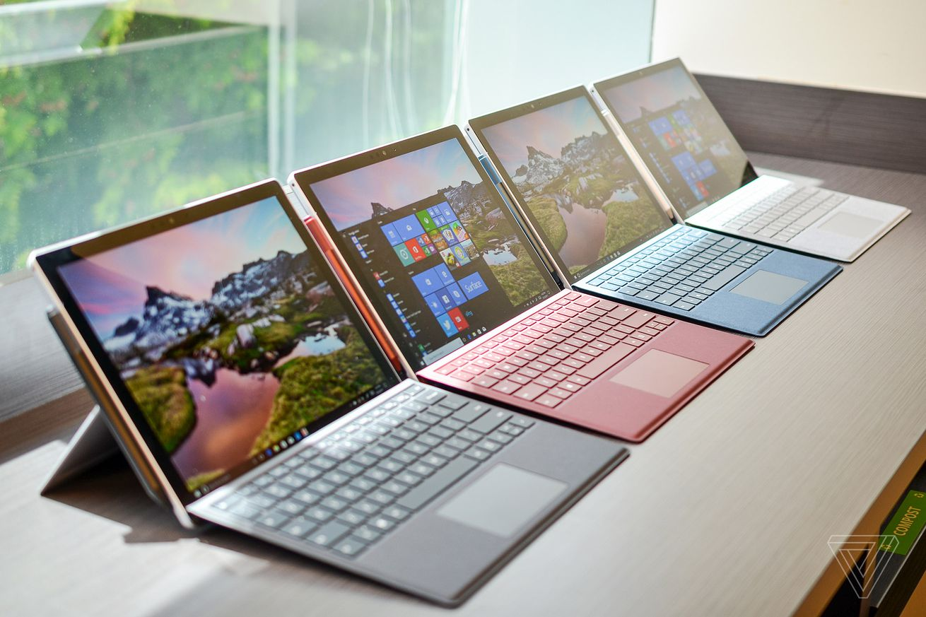 microsoft s surface pro is 200 off this weekend