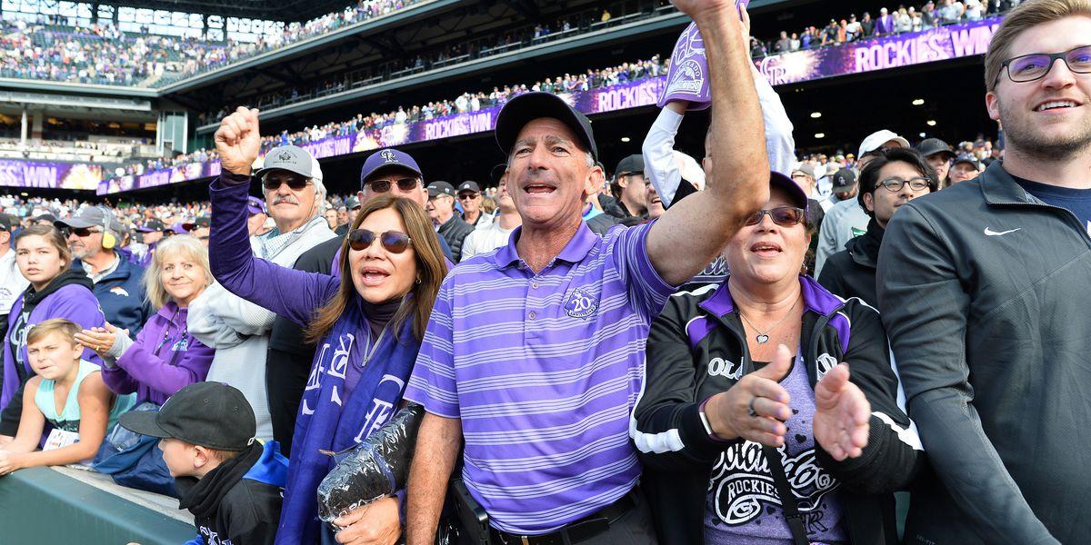 A Rockies Fan S Rulebook Purple Row