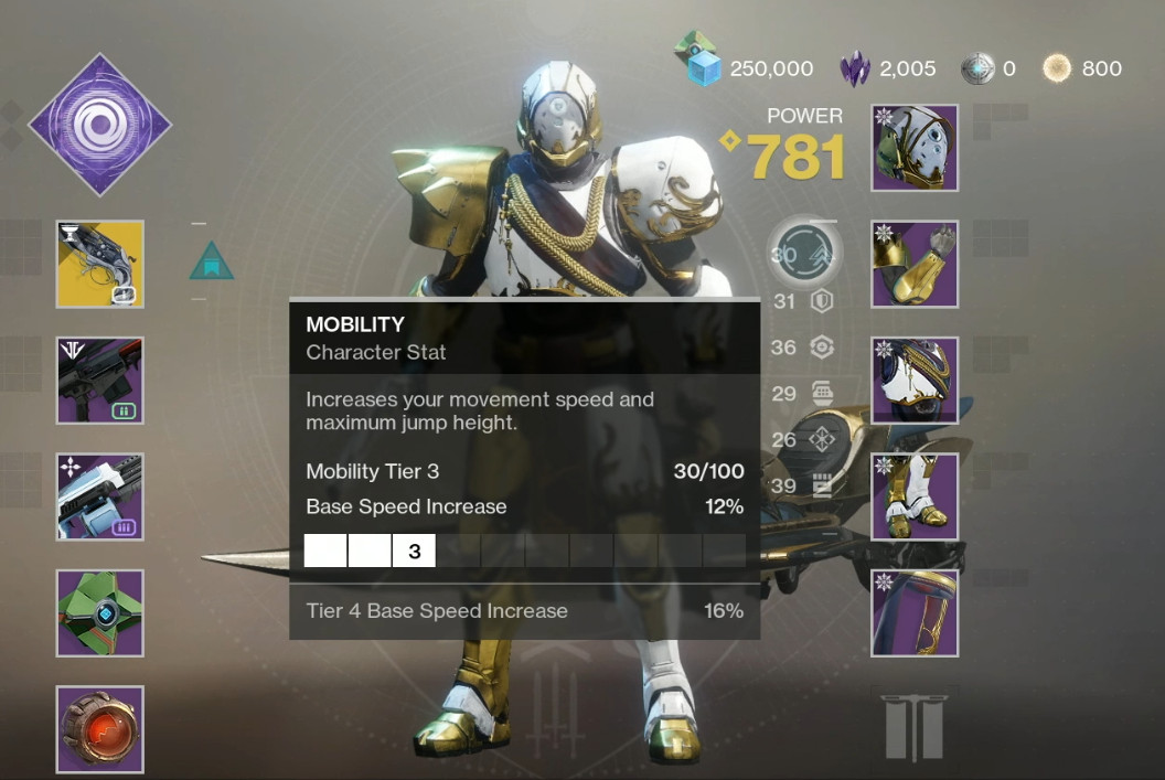 Here's how you upgrade your Power in Destiny 2: Shadowkeep