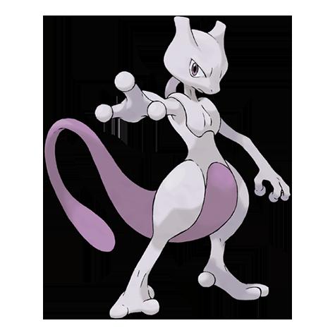 Mewtwo Pokemon
