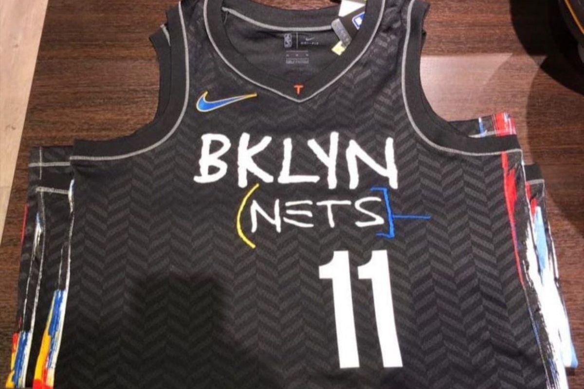 Nets City Edition Uniform To Honor Brooklyn Artist Jean Michel Basquiat Netsdaily