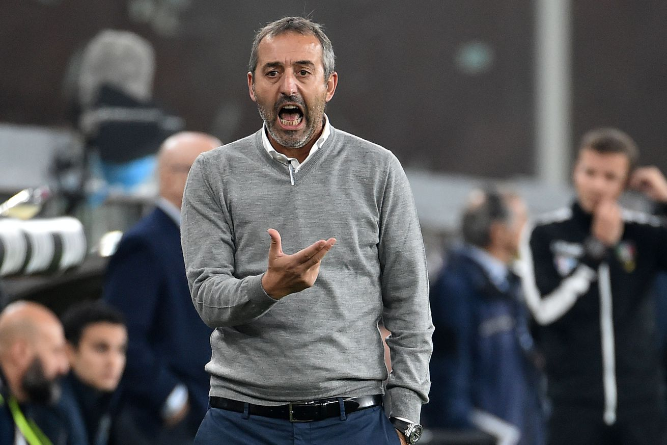Official: AC Milan Sack Manager Marco Giampaolo After Only 7 Games In Charge