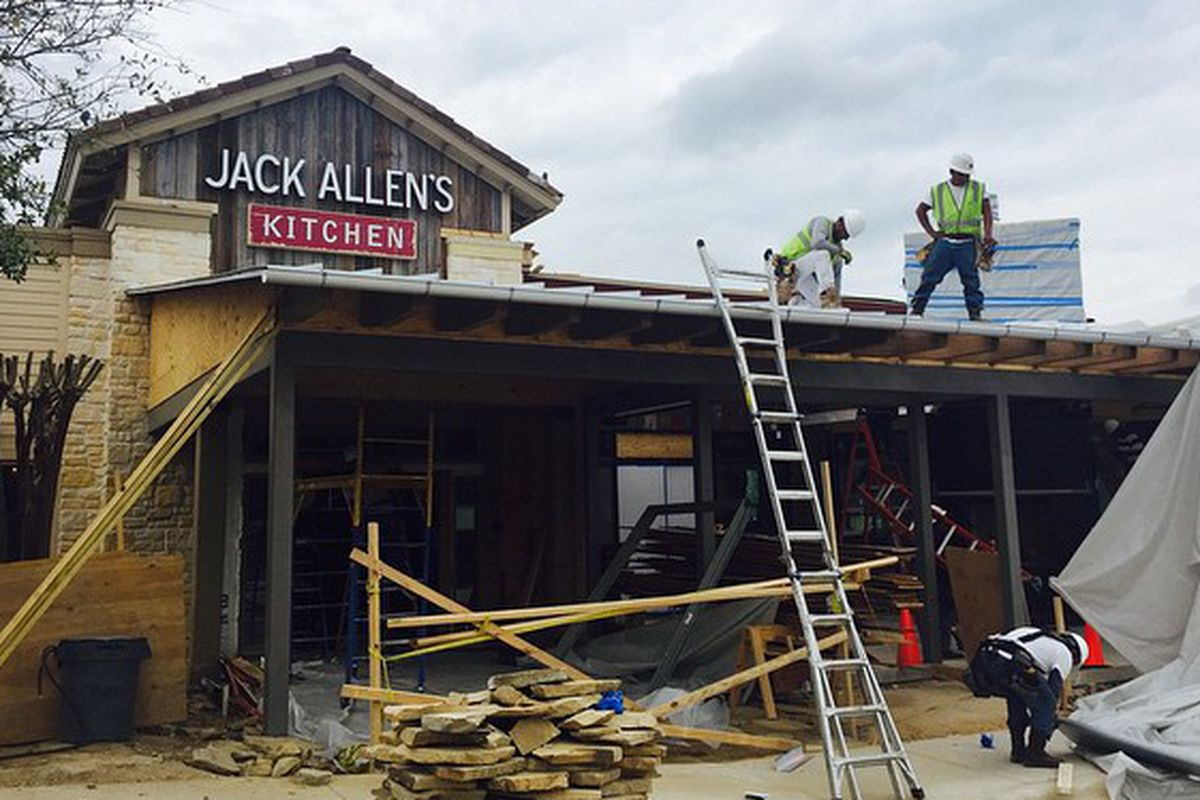Jack Allen's Kitchen Westlake